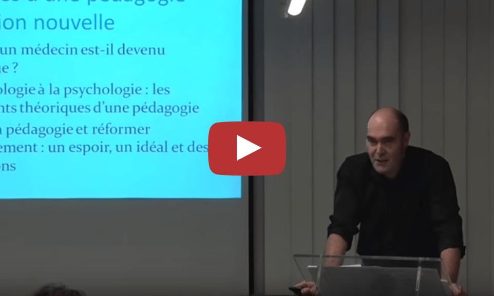 L'Éducation nouvelle : Introduction